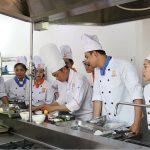 Lớp học nấu ăn tại biên hòa