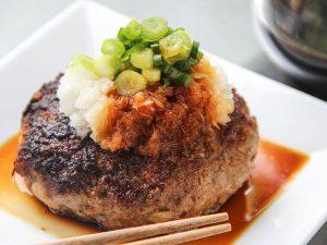 Cách làm hamburger Nhật Bản đầy mới lạ