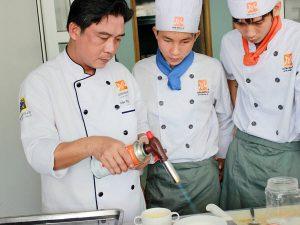 Lựa chọn học nghề bếp, lựa chọn thành công