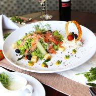 Caesar Salad – Món khai vị của Ý