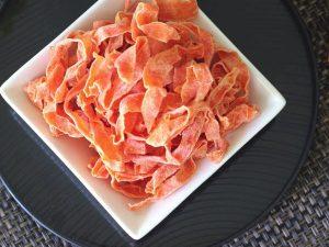 Mứt cà rốt cho ngày tết ngọt ngào