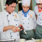 Lớp nấu ăn tại TPHCM