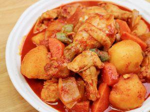 Cách làm gà hầm cay chuẩn vị Hàn Quốc